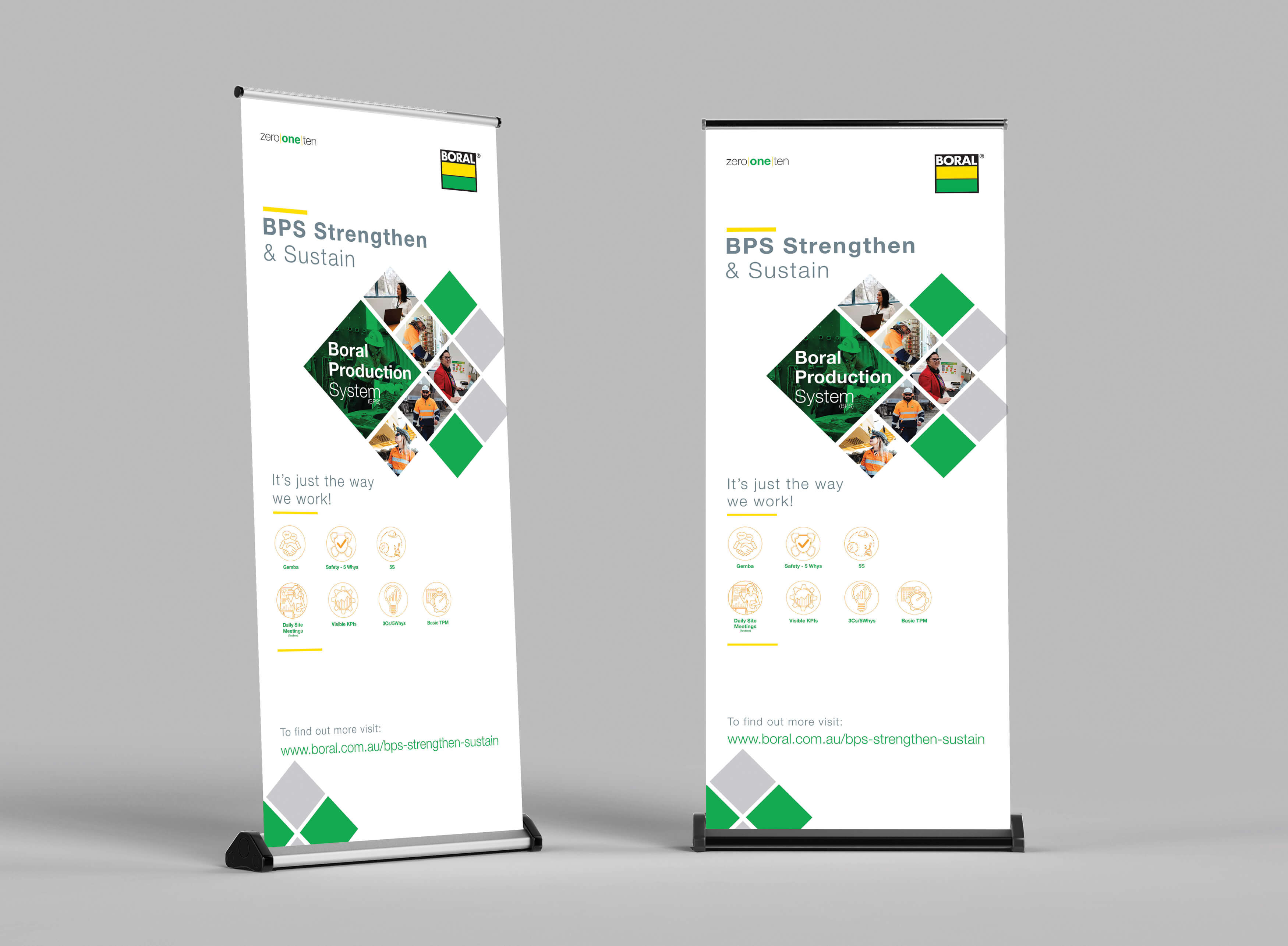 Boral BPS Strengthen & Sustain Campaign